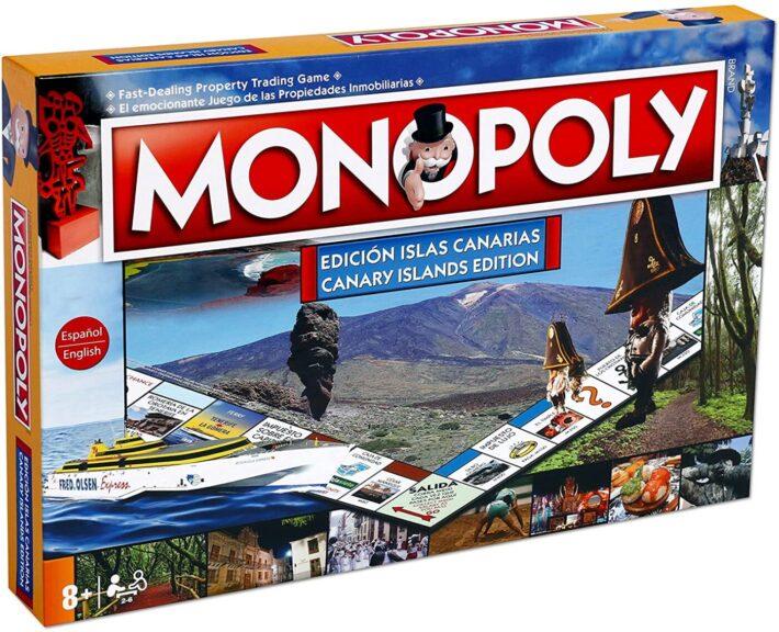 Monopoly Canaria portada