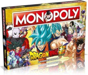 Dragon Ball Super portada