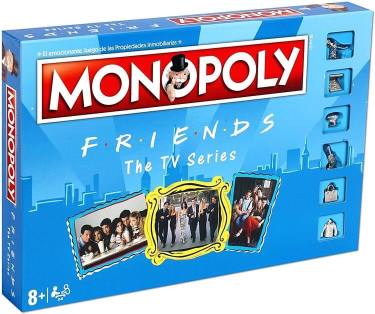 Monopoly Friends portada