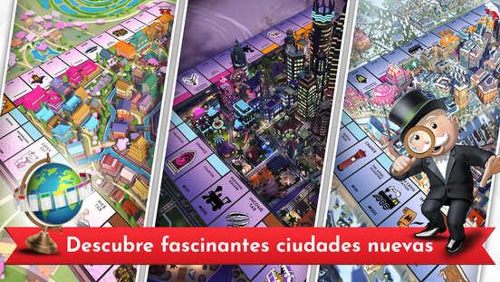 monopoly apk ciudades nuevas