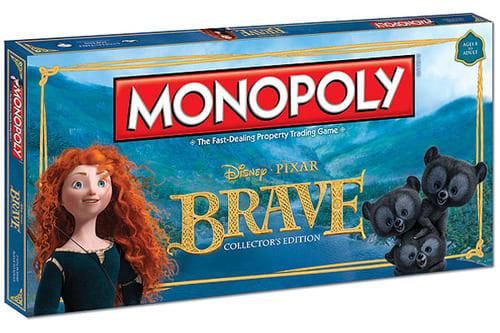 Portada Monopoly Brave - Edición Coleccionista