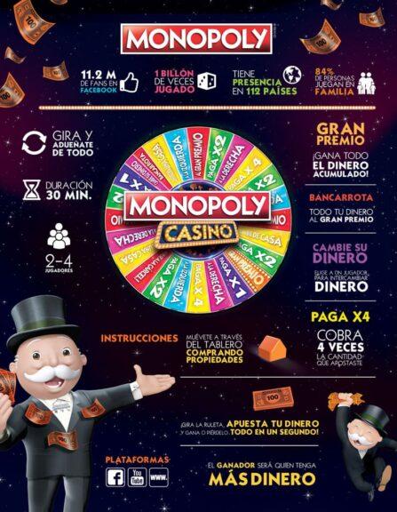 monopoly casino reglas