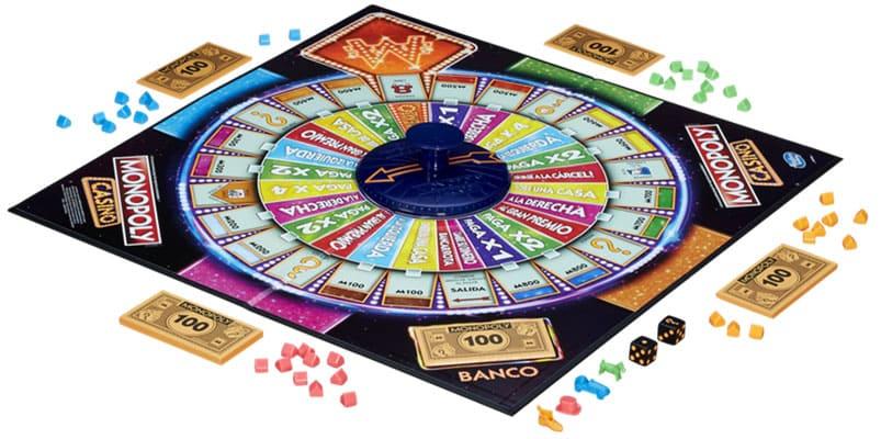 monopoly casino tablero