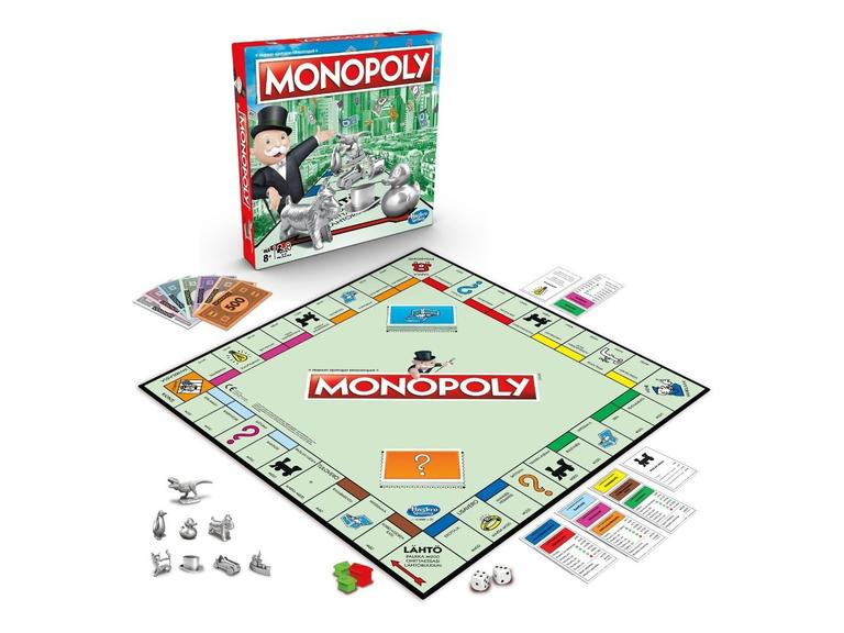 Monopoly Clásico Tablero
