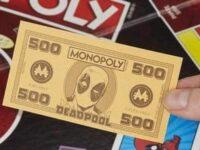Monopoly deadpool billete 500