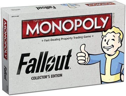 Portada Monopoly Fallout - Edición Coleccionista