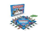 Monopoly Fortnite Tablero