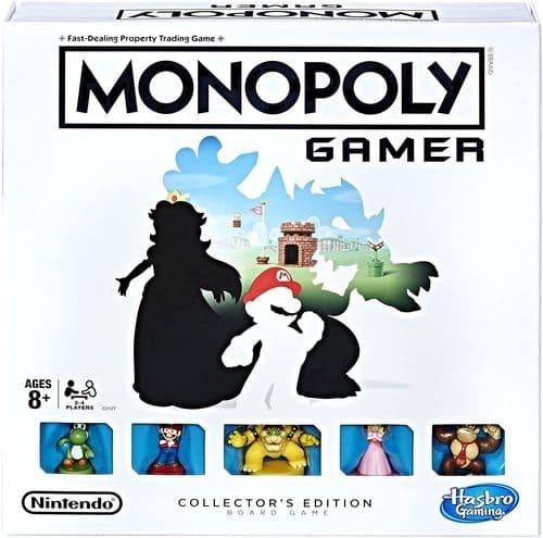 Portada Monopoly Gamer - Edición Coleccionista