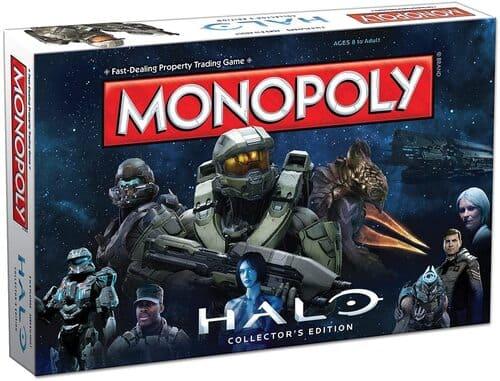 Portada Monopoly Halo - Edición Coleccionista