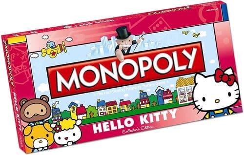 Portada Monopoly Hello Kitty - Edición Coleccionista