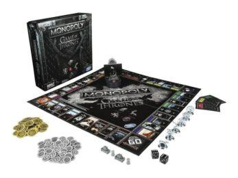 Monopoly Juego de Tronos Tablero