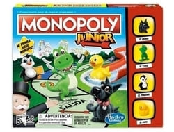 Monopoly Junior Portada
