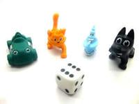 Monopoly Junior Tokens
