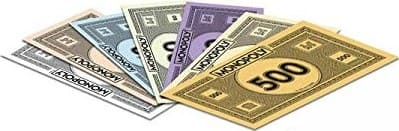 Monopoly la partida más larga billetes