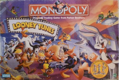 Portada Monopoly Looney Tunes- Edición Coleccionista