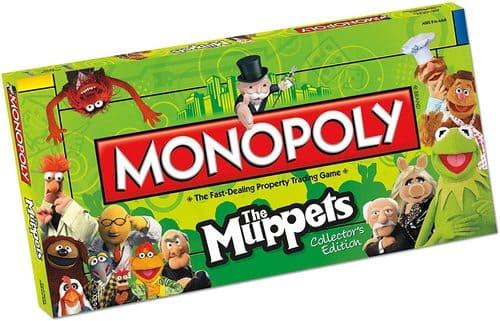 Portada Monopoly Los Teleñecos - Edición Coleccionista