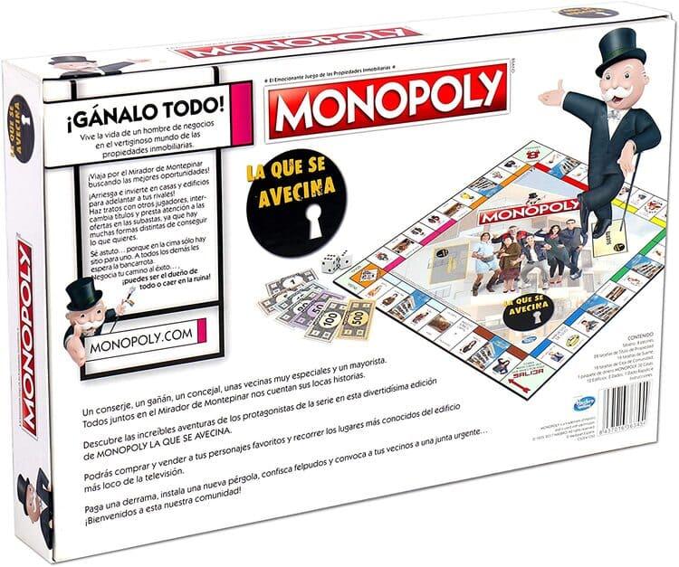 Monopoly lqsa reverso juego