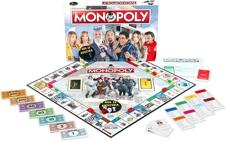 Monopoly lqsa tablero