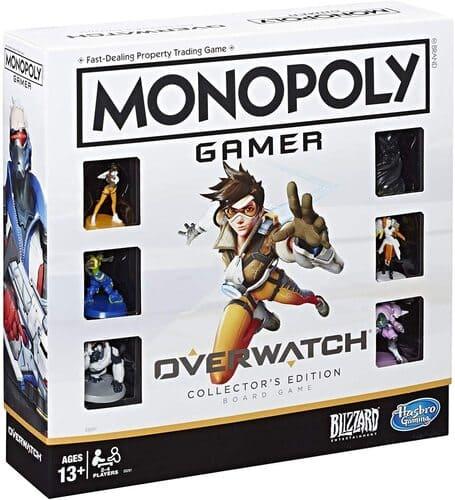 Portada Monopoly Overwatch - Edición Coleccionista