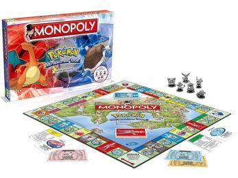 Monopoly Pokémon Tablero