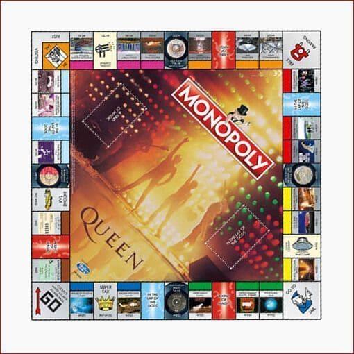 monopoly queen tablero zoom