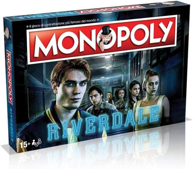 Monopoly Riverdale portada