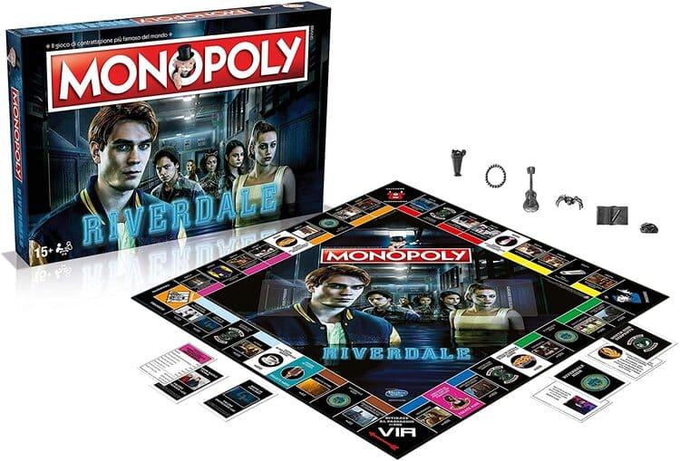 Monopoly Riverdale tablero