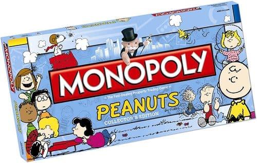 Portada Monopoly Snoopy - Edición Coleccionista