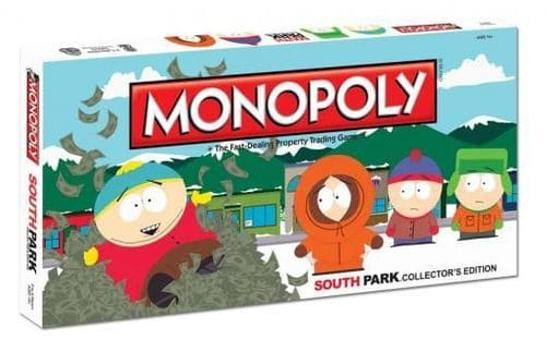Portada Monopoly South Park - Edición Coleccionista