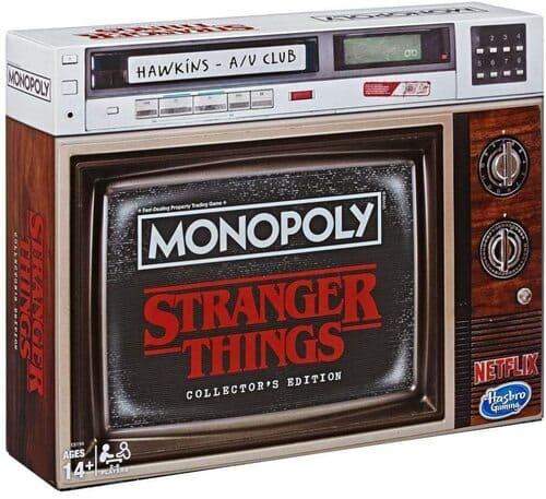 Portada Monopoly Stranger Things - Edición Coleccionista