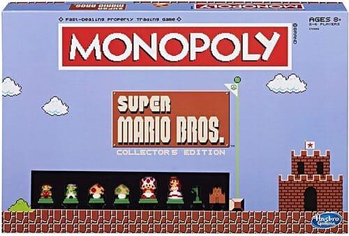 Portada Monopoly Super Mario Bros. - Edición Coleccionista