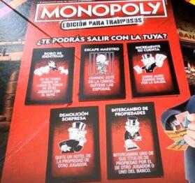 Monopoly Tramposo 5 trampas