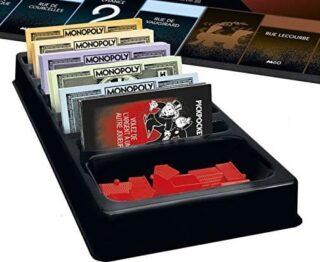 Monopoly Tramposo caja banco