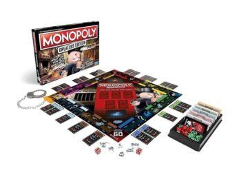 Monopoly Tramposo Tablero