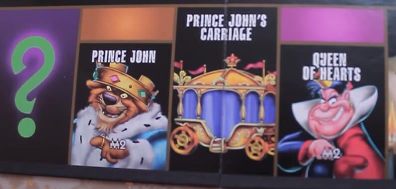 Monopoly Villanos Disney Casillas