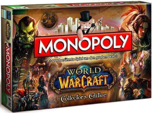 Portada Monopoly World of Warcraft - Edición Coleccionista